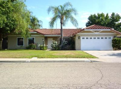 Reedley CA Single Family Home For Sale: $249,500