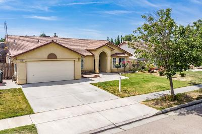 Kerman Single Family Home For Sale: 15653 W Sunset Avenue