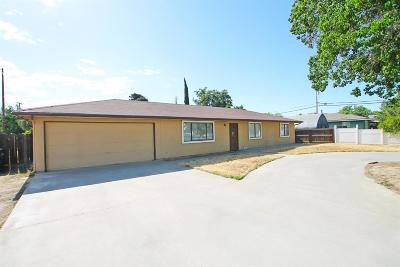 Hanford Single Family Home For Sale: 1644 Fitzgerald Lane