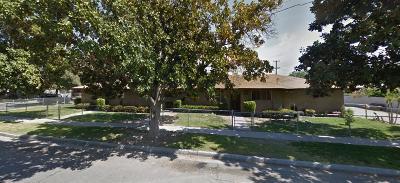 Clovis, Fresno, Sanger Multi Family Home For Sale: 436 N 3rd Street