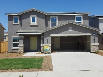 Sanger Single Family Home For Sale: 634 Rebeca Avenue