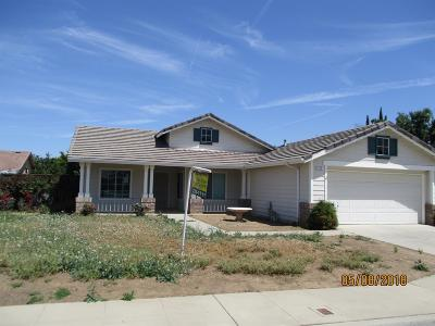 Clovis Single Family Home For Sale: 2735 Beverly Avenue