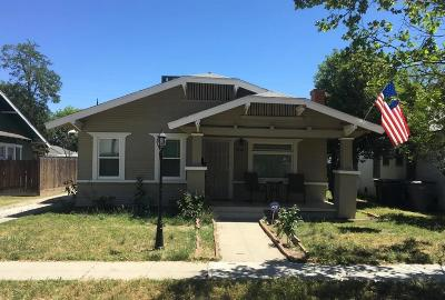 Single Family Home For Sale: 1342 N Poplar Avenue