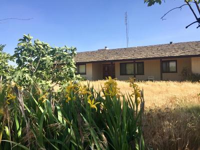 Dinuba Single Family Home For Sale: 6881 Avenue 404