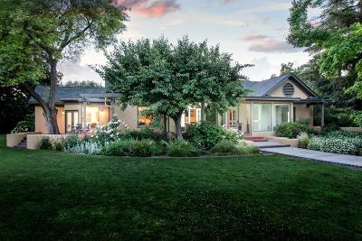 Fresno Single Family Home For Sale: 4089 N Van Ness Boulevard