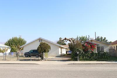 Porterville Multi Family Home For Sale: 272 S A Street