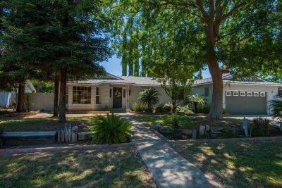 Fresno Single Family Home For Sale: 6474 N Carruth Avenue