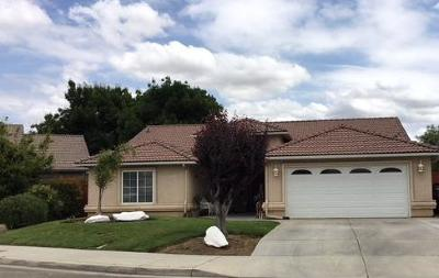 Madera Single Family Home For Sale: 749 Via Cerioni