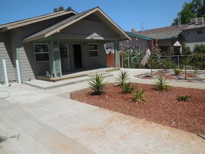 Clovis, Fresno, Sanger Multi Family Home For Sale: 551 N College Avenue #A &