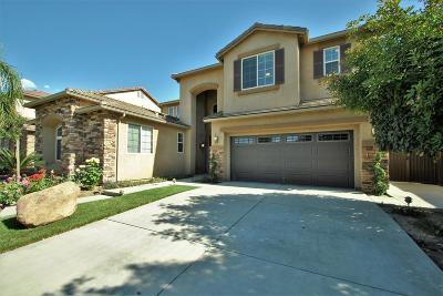 Fresno Single Family Home For Sale: 1375 E Via Marbella Drive