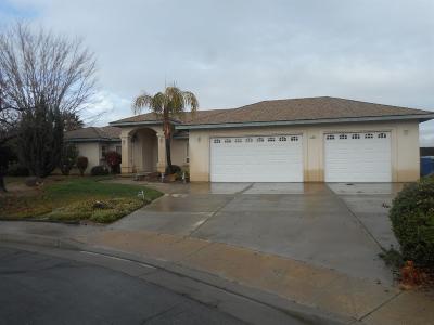 Coalinga Single Family Home For Sale: 350 Hill View Lane