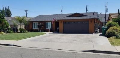 Selma CA Single Family Home For Sale: $275,000