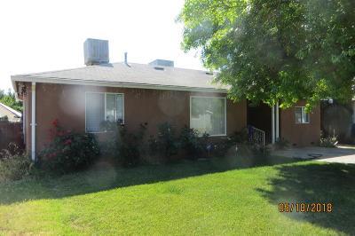 Dinuba Single Family Home For Sale: 760 S Short Avenue