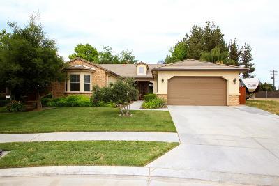 Fresno Single Family Home For Sale: 7264 W Morris Avenue