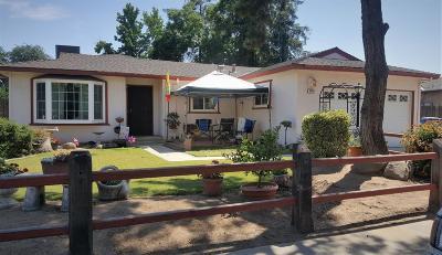 Clovis Single Family Home For Sale: 1754 Cherryfield Avenue