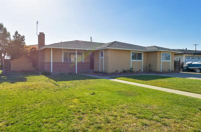 Sanger Single Family Home For Sale: 1497 George Avenue