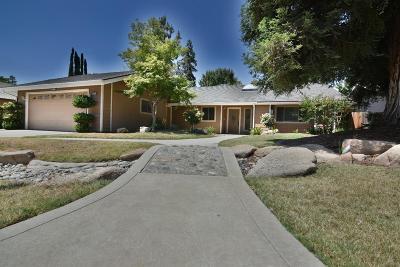 Clovis Single Family Home For Sale: 2223 Ellery Avenue