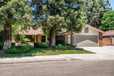 Fresno Single Family Home For Sale: 4130 W Wathen Avenue