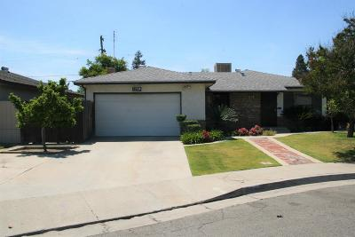 Clovis Single Family Home For Sale: 1234 Terry Avenue