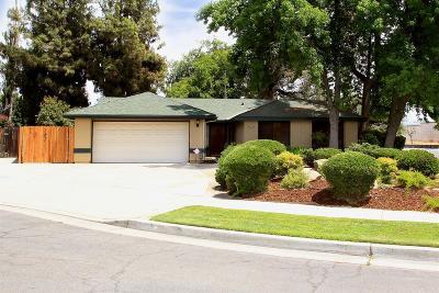 Fresno Single Family Home For Sale: 5210 N Hanover Avenue