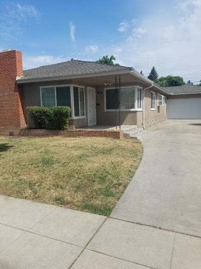 Fresno CA Single Family Home For Sale: $227,999