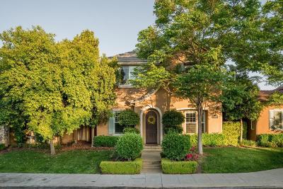 Clovis Single Family Home For Sale: 3868 Harlan Ranch Boulevard