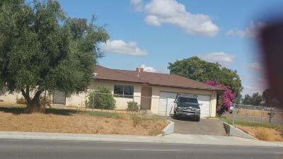 Madera Single Family Home For Sale: 2157 W Kennedy Street