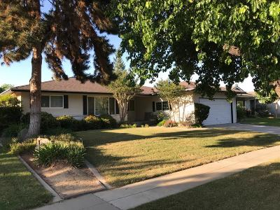 Fresno Single Family Home For Sale: 2870 E Palo Alto Avenue