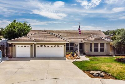 Hanford Single Family Home For Sale: 540 W Birch Court