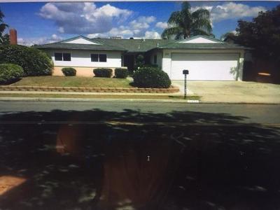 Fresno Single Family Home For Sale: 7276 N Fruit Avenue