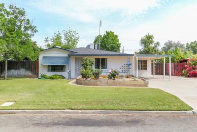 Fresno CA Single Family Home For Sale: $192,000