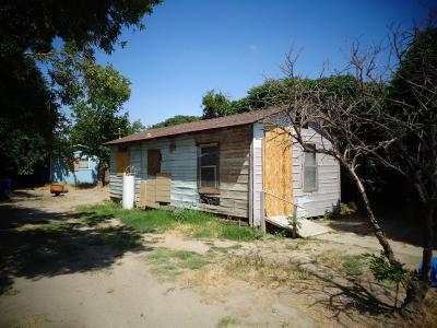 Fresno CA Multi Family Home For Sale: $74,900