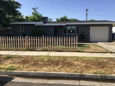 Fresno CA Single Family Home For Sale: $163,900