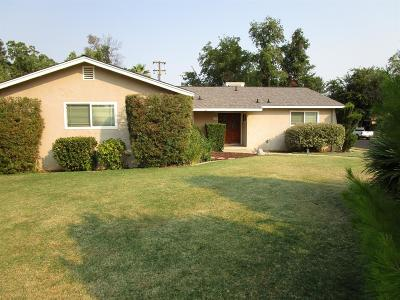 Hanford Single Family Home For Sale: 2034 Raymond Road