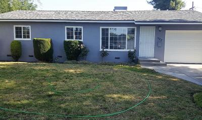 Clovis Single Family Home For Sale: 527 Beverly Drive