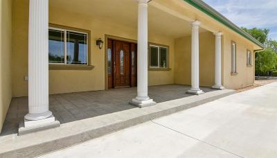 Fresno CA Single Family Home For Sale: $450,000