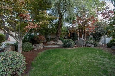 Fresno CA Single Family Home For Sale: $349,900