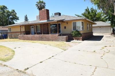 Fresno Single Family Home For Sale: 4563 E Simpson Avenue