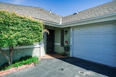 Fresno CA Condo/Townhouse For Sale: $205,000