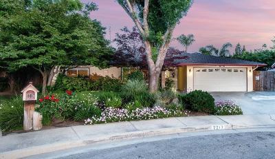 Sanger Single Family Home For Sale: 2217 3rd Street