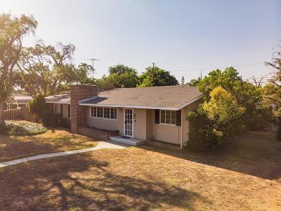 Fresno Single Family Home For Sale: 1108 W Gettysburg Avenue