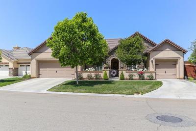 Clovis Single Family Home For Sale: 4157 N Morro Bay