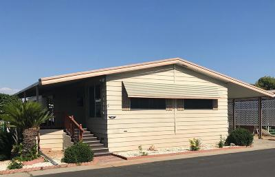 Dinuba Mobile/Manufactured For Sale: 581 N Crawford #108