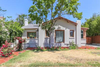 Fresno Single Family Home For Sale: 545 E Clinton Avenue