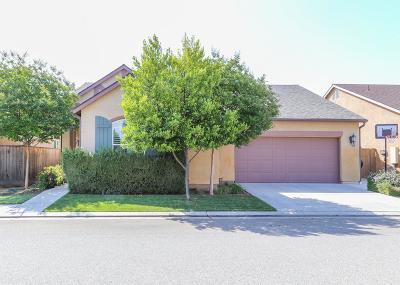 Clovis Single Family Home For Sale: 4058 Chessa Lane