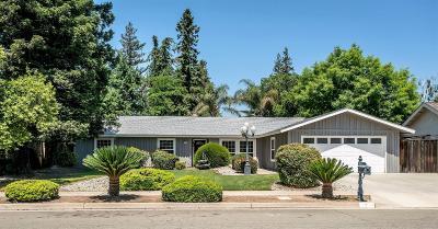 Fresno Single Family Home For Sale: 8763 N Fuller Avenue