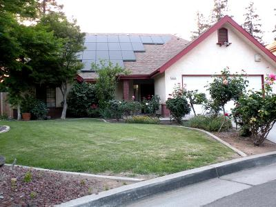 Fresno Single Family Home For Sale: 6555 N El Capitan Avenue