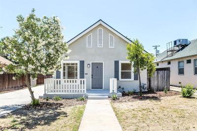 Fresno Single Family Home For Sale: 716 E Simpson Avenue
