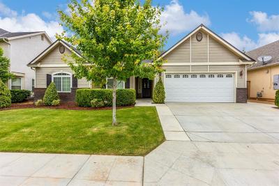Fresno Single Family Home For Sale: 6567 N Bain Avenue