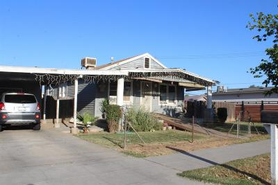 Madera Single Family Home For Sale: 911 N D Street